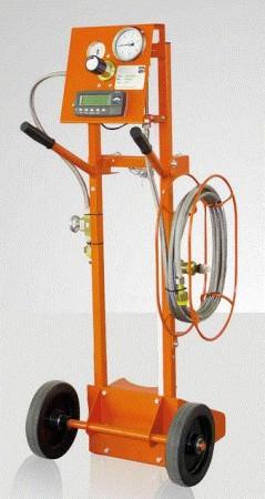 SF6 Gassfyllings-enheter