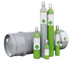 SF6 Gassflasker