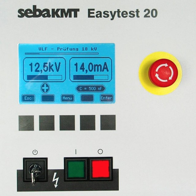 EASYTESTER DISPLAY